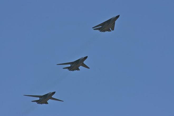 F-111 Là Mẫu Máy Bay Đầu Tiên Sở Hữu Cánh Gập. Ảnh: Wikipedia