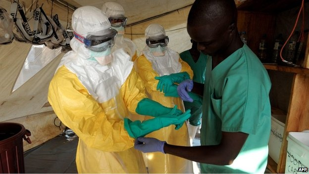 Dich sot xuat huyet Ebola thuc su nguy hiem? hinh anh
