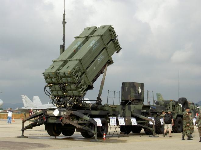 MIM-104F PAC-3