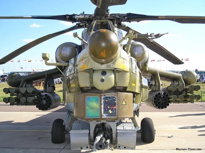 'Tho san dem' Mi-28N sap tan cong phien quan Hoi giao hinh anh