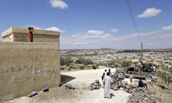 34 tre em Syria chet vi tiem vac xin phong soi hinh anh