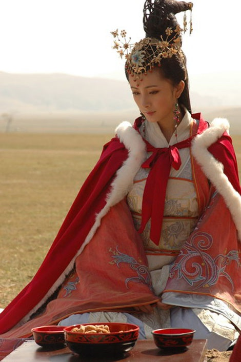 Ai Dep Nhat Trong Tu Dai My Nhan Trung Hoa? Hinh Anh 2
