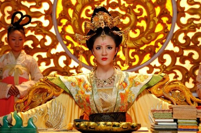 Vi sao Thai Binh cong chua khong ke nghiep Vo Tac Thien? hinh anh