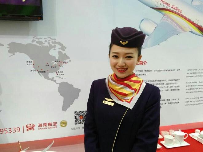Nhung 'bong hong' tai China Airshow 2014 hinh anh 10 m