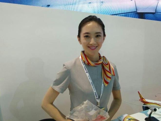 Nhung 'bong hong' tai China Airshow 2014 hinh anh 11 u