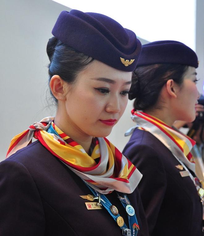 Nhung 'bong hong' tai China Airshow 2014 hinh anh 6 m