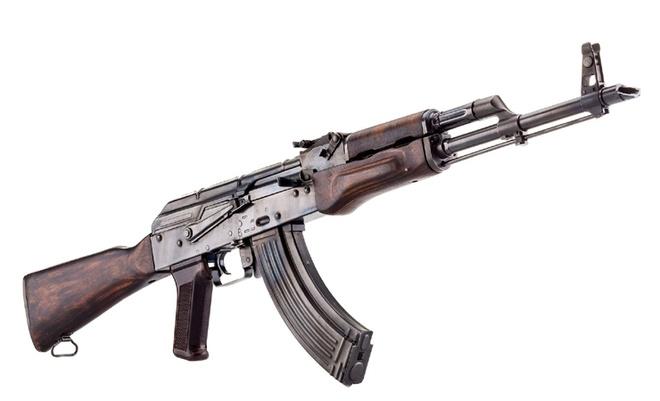 Sự khác nhau giữa các biến thể của khẩu AK-47 huyền thoại