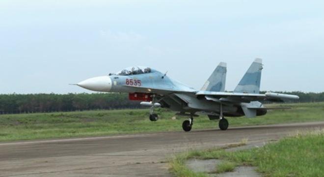 Suc manh tiem kich Su-30MK2 cua Khong quan Viet Nam hinh anh