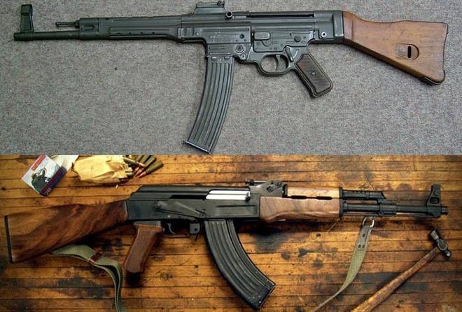 Nhung nghi an sao chep cua sung truong AK-47 hinh anh