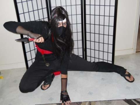 Su that dau don phia sau cuoc doi cua cac nu Ninja hinh anh 3
