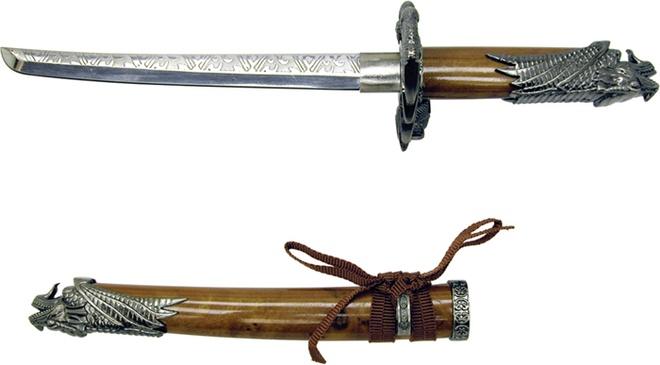Nhung Vu Khi Huyen Thoai Cua Samurai Hinh Anh 2