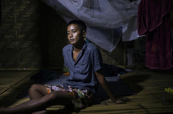 Ket cuc bi tham cua nhung nguoi san tim ngoc thach hinh anh 9 Soe Aung, một thợ tìm ngọc thạch