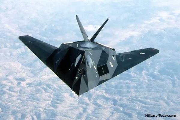 Chim ung dem F-117 tang hinh cua Khong quan My hinh anh