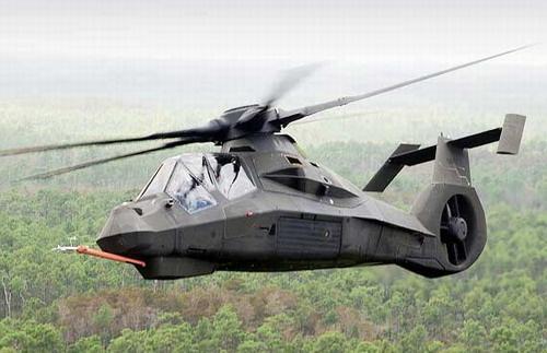 Hai nhà thầu quốc phòng hàng đầu của Mỹ là Boeing và Sikorsky