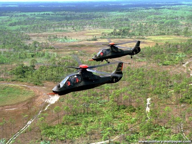 Thân trực thăng chế tạo