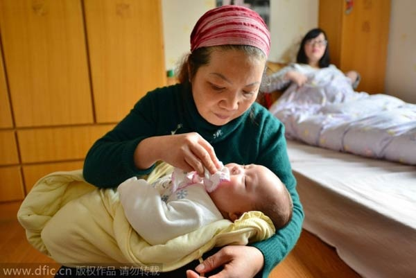 Mức lương dành cho bảo mẫu tại Thượng Hải cao do mức sống và nhu cầu đối với bảo mẫu đều cao.