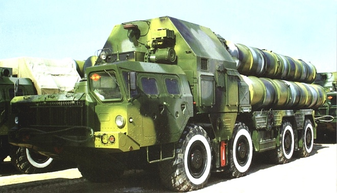S-300PMU, khac tinh cua ten lua dan dao hinh anh 5 Hệ thống phòng