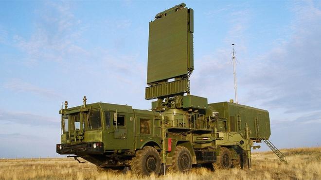S-300PMU, khac tinh cua ten lua dan dao hinh anh 7 Bổ sung cho radar 30N6E là radar nhìn vòng mọi độ cao 96L6E