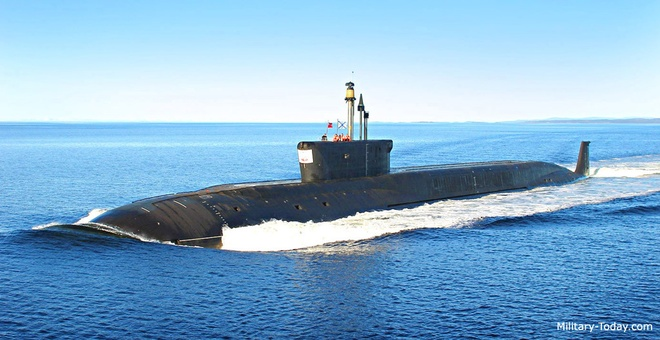 Tau ngam hat nhan nguy hiem nhat cua Nga hinh anh 1 Borei đại diện cho sự hồi sinh hạm đội tàu ngầm