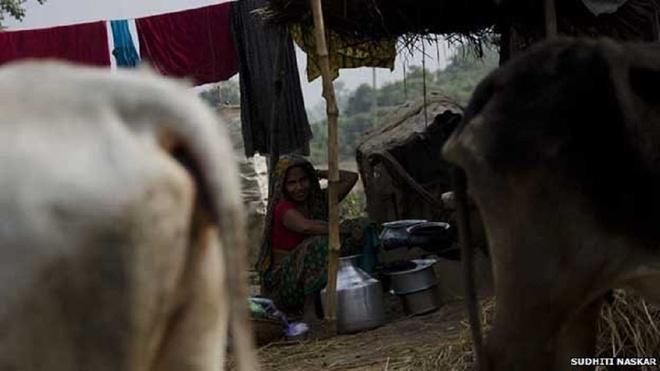 Dang sau su im lang cua nan nhan hiep dam o An Do hinh anh 5 Các phụ nữ ở vùng nông thôn cảm thấy họ nằm ở tận cùng đáy xã hội. Ảnh: