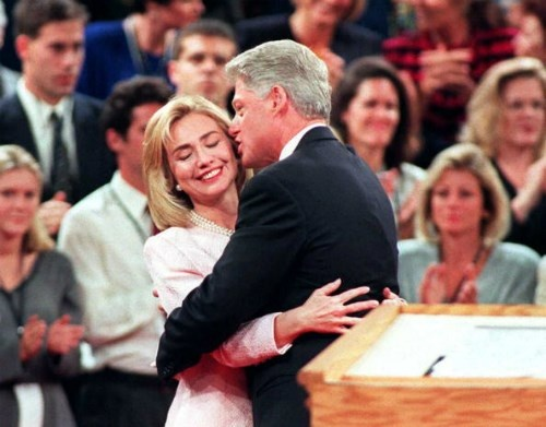 Thoi khac dang so nhat trong hon nhan cua Hillary Clinton hinh anh 1