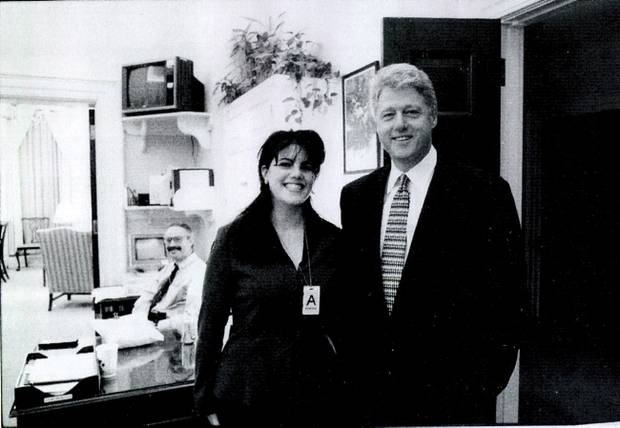 Thoi khac dang so nhat trong hon nhan cua Hillary Clinton hinh anh 2