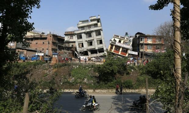 Nepal - Bai hoc tu tham hoa hinh anh