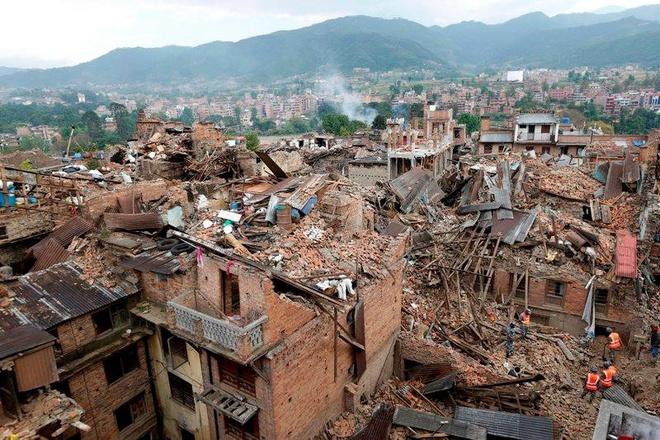 Nepal - Bai hoc tu tham hoa hinh anh 2 a