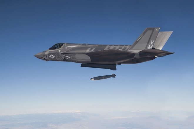 My phat trien sieu bom xuyen boongke cho F-35 hinh anh