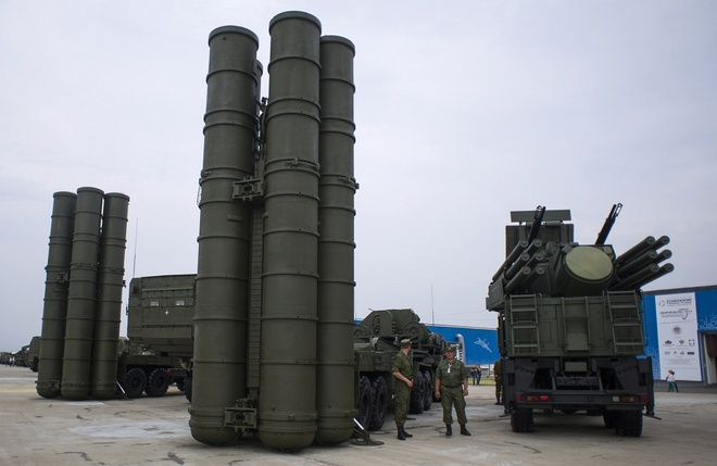 Ten lua S-400 co the lam pha san ke hoach cua NATO hinh anh
