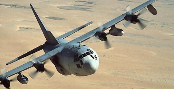 Loi dong co co the la nguyen nhan dan den tham kich C-130 hinh anh