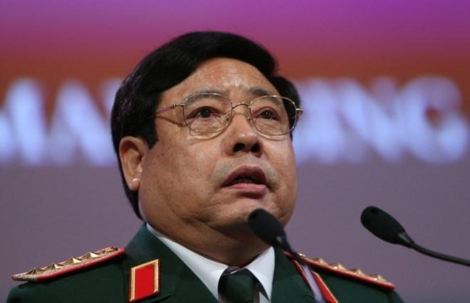 DPA dua tin cai chinh ve Bo truong Phung Quang Thanh hinh anh