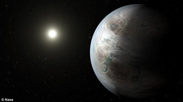 Phat hien hanh tinh giong dia cau nhat tu truoc toi nay hinh anh 1 Kepler-452b, hành tinh có kích thước và thời gian xoay quanh ngôi sao giống trái đất nhất từ trước tới nay.