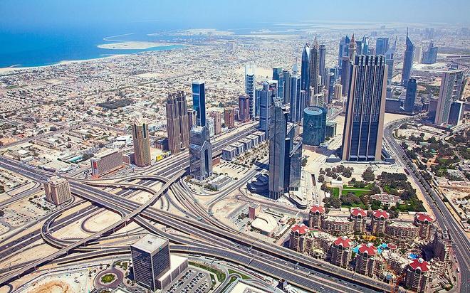 Qua trinh lot xac cua thanh pho choc troi Dubai hinh anh 11