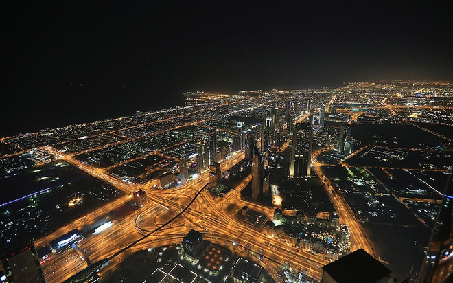 Qua trinh lot xac cua thanh pho choc troi Dubai hinh anh 7