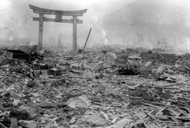 My nem bom nguyen tu xuong thanh pho Nagasaki hinh anh