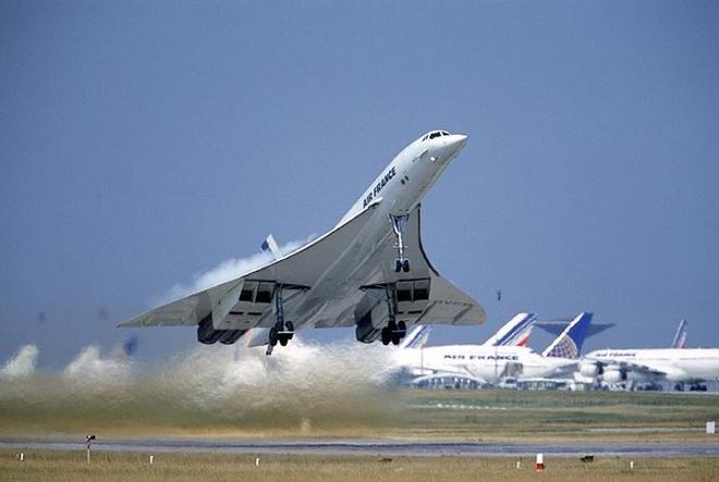 Concorde - huyen thoai phi co cho khach nhanh nhat the gioi hinh anh