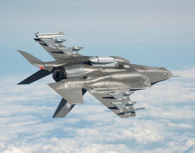 Phi co toi tan F-35 se bai tran o chau A-Thai Binh Duong? hinh anh