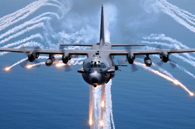 Lich su 61 nam cua ngua tho C-130 hinh anh