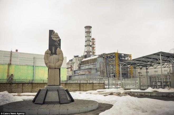 Mua dong o thanh pho ma gan lien voi tham hoa Chernobyl hinh anh