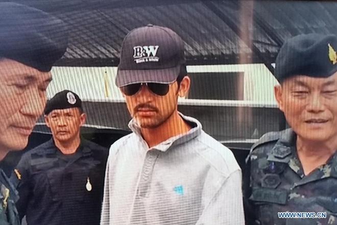 Cac cach canh sat Thai Lan tim ra nghi pham danh bom hinh anh