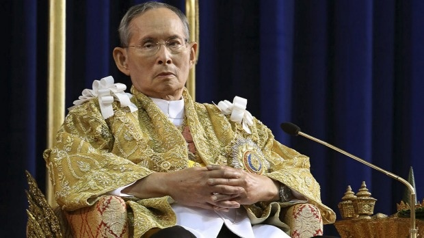 Vua om, tuong lai Thai Lan tro nen kho luong hinh anh