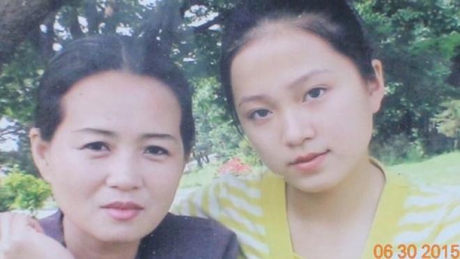 Vu mat tich bi an cua co gai Trieu Tien lam viec o Campuchia hinh anh