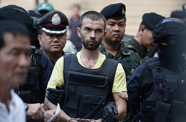 Nghi pham ao vang tai hien vu danh bom o Bangkok hinh anh