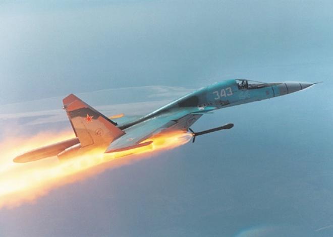 Su-34: Vu khi loi hai cua Nga de xoa so IS hinh anh