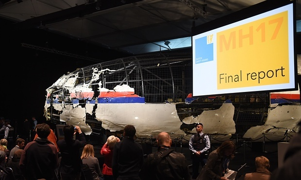 Ha Lan ket luan MH17 bi ban ha boi ten lua Buk hinh anh 1