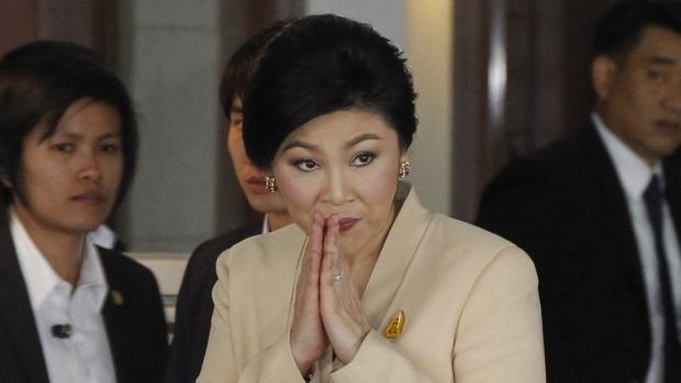 Thai Lan yeu cau tich thu tai san cua cuu thu tuong Yingluck hinh anh