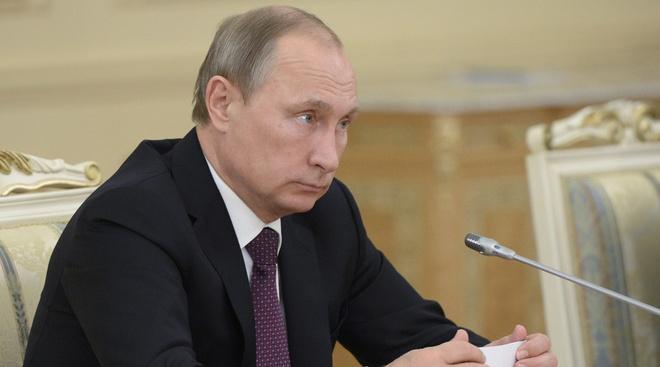 Putin: My thieu thien chi dam phan ve van de Syria hinh anh 1