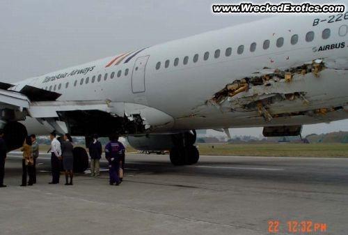 Nhung tai nan cua Airbus 321 hinh anh 1 Máy bay