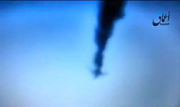 'Video IS ban ha may bay Nga la gia' hinh anh